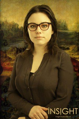 Mona Lisa Glasses